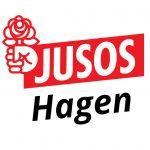 Logo: Jungsozialist*innen Hagen